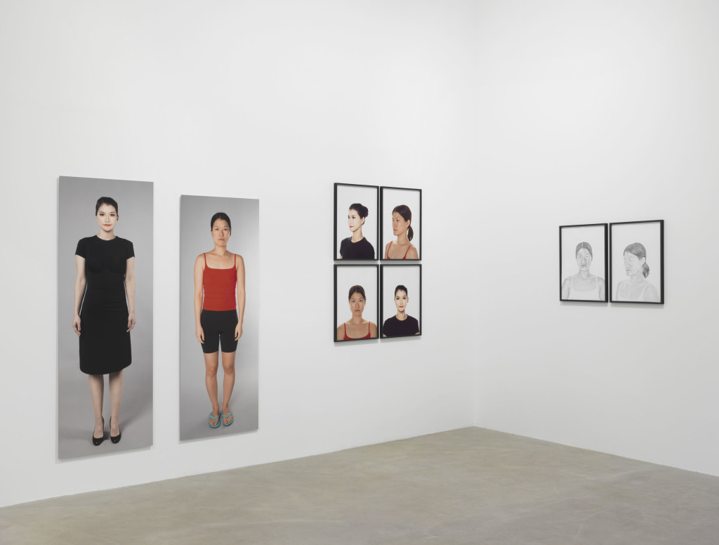 The Multiverse Portraits, installation view, copyright 2016 nbk/Jens Ziehe
